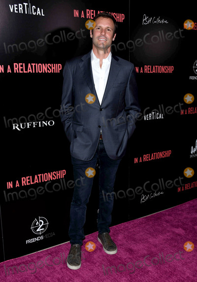 """Andres Icaza Photo - 30 October 2018 - West Hollywood, California - Andres Icaza. """"In a Relationship"""" Los Angeles Premiere held at The London West Hollywood. Photo Credit: Birdie Thompson/AdMedia"""