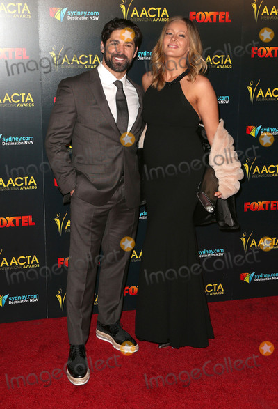 Bren Foster Photo - 06 January 2017 - Los Angeles, California - Bren Foster, Chelsea Castles. 6th AACTA International Awards held at Avalon Hollywood. Photo Credit: F. Sadou/AdMedia