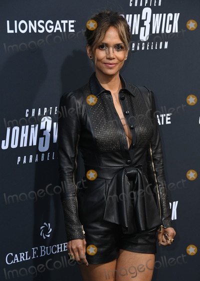"""Halle Berry, TCL Chinese Theatre, John Wicks Photo - 15 May 2019 - Hollywood, California - Halle Berry. """"John Wick: Chapter 3 - Parabellum"""" Special Screening Los Angeles held at the TCL Chinese Theatre. Photo Credit: Birdie Thompson/AdMedia"""