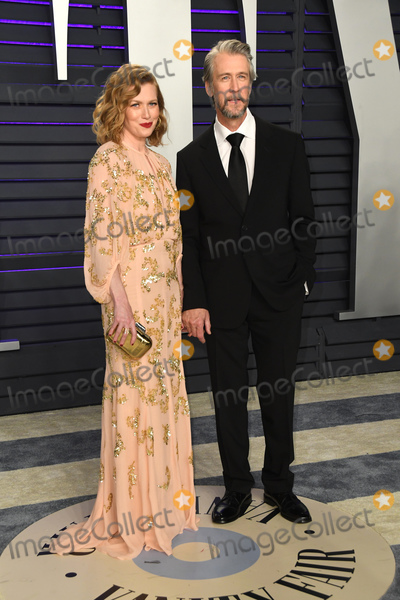 Alan Ruck, Mireille Enos, Ruck, Wallis Annenberg Photo - 24 February 2019 - Los Angeles, California - Alan Ruck, Mireille Enos. 2019 Vanity Fair Oscar Party following the 91st Academy Awards held at the Wallis Annenberg Center for the Performing Arts. Photo Credit: Birdie Thompson/AdMedia