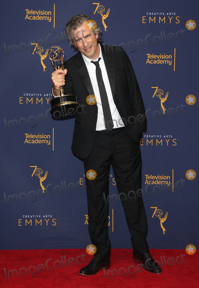 Brett Morgan Photo - 09 September 2018- Los Angles, California - Brett Morgan.  2018 Creative Arts Emmy Awards - Day 2 held at the Microsoft Theater L.A. LIVE. Photo Credit: Faye Sadou/AdMedia