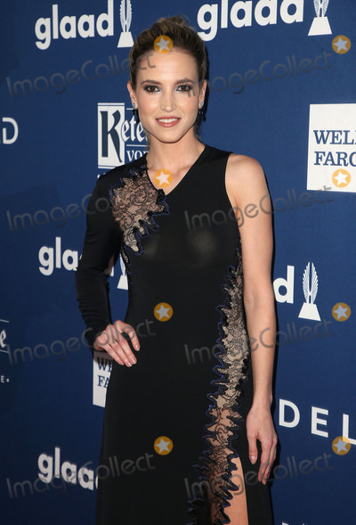 Ana Fernandez, Ana Ivanoviæ Photo - 13 April 2018 - Beverly Hills, California - Ana Fernandez. 29th Annual GLAAD Media Awards at The Beverly Hilton Hotel. Photo Credit: F. Sadou/AdMedia