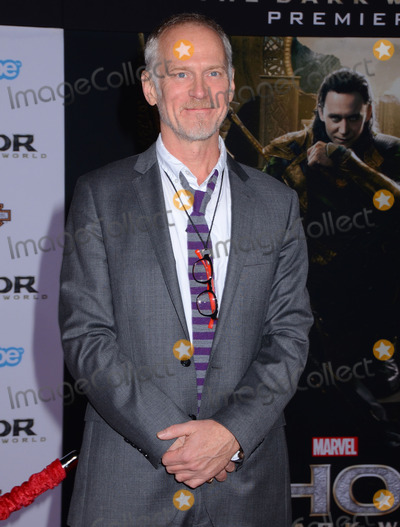 "Alan Taylor, The Darkness Photo - 04 November  2013 - Hollywood, California - Alan Taylor (Director). Arrivals for the ""Thor: The Dark World"" Los Angeles Premiere at the El Capitan Theater in Hollywood, Ca. Photo Credit: Birdie Thompson/AdMedia"