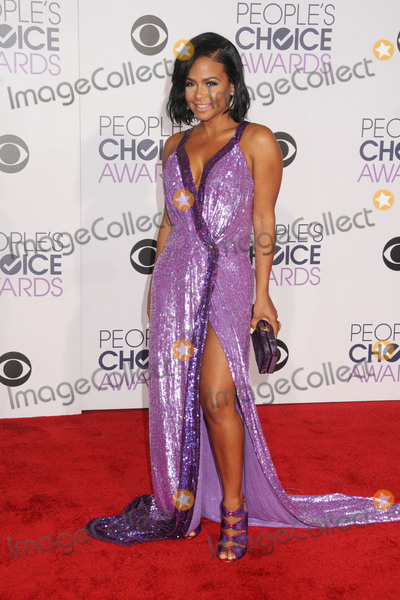 Christina Milian Photo - 6 January 2016 - Los Angeles, California - Christina Milian. People's Choice Awards 2016 - Arrivals held at The Microsoft Theater. Photo Credit: Byron Purvis/AdMedia