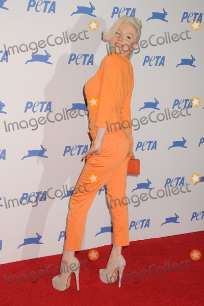 Courtney Stodden Photo - 30 September 2015 - Hollywood, California - Courtney Stodden. PETA 35th Anniversary Gala held at the Hollywood Palladium. Photo Credit: Byron Purvis/AdMedia