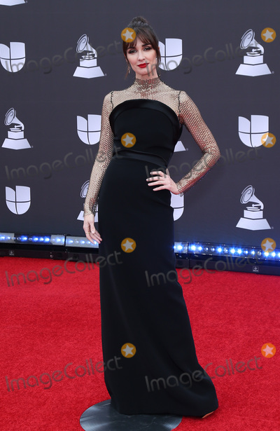 Paz Vega, Grammy Awards Photo - 14 November 2019 - Las Vegas, NV - Paz Vega. 2019 Latin Grammy Awards Red Carpet Arrivals at MGM Grand Garden Arena. Photo Credit: MJT/AdMedia