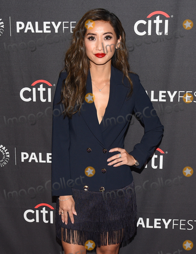"""Brenda Song Photo - 10 September 2019 - Beverly Hills, California - Brenda Song. """"Dollface"""" The Paley Center For Media's 13th Annual PaleyFest Fall TV Previews - Hulu. Photo Credit: Billy Bennight/AdMedia"""