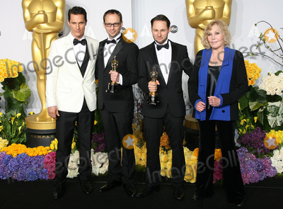 Kim Novak, Laurent Witz, Alexandre Espigares Photo - 02 March 2014 - Hollywood, California - Matthew McConaughey, Laurent Witz, Alexandre Espigar, Kim Novak. 86th Annual Academy Awards held at the Dolby Theatre at Hollywood & Highland Center. Photo Credit: AdMedia
