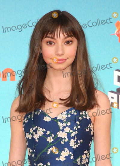 Photo - 23 March 2019 - Los Angeles, California - Lauren Lindsey Donzis. 2019 Nickelodeon Kids' Choice Awards held at The USC Galen Center. Photo Credit: Faye Sadou/AdMedia