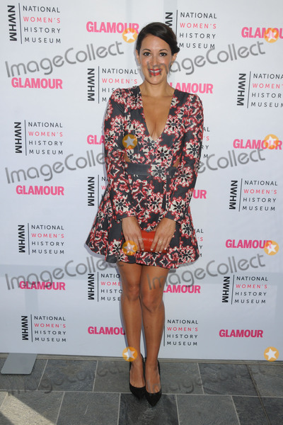 Angelique Cabral, Angelique  Cabral Photo - 19 September 2015 - Los Angeles, California - Angelique Cabral. 4th Annual Women Making History Brunch held at the Skirball Cultural Center. Photo Credit: Byron Purvis/AdMedia