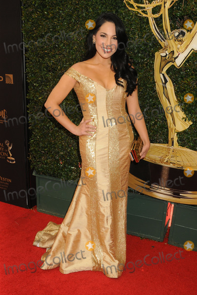 Alejandra Oraa Photo - 1 May 2016 - Los Angeles, California - Alejandra Oraa. 43rd Annual Daytime Emmy Awards - Arrivals held at the Westin Bonaventure Hotel. Photo Credit: Byron Purvis/AdMedia