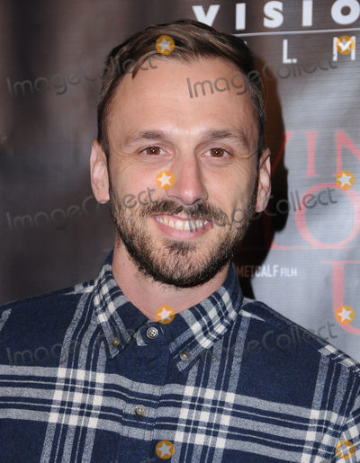 "Adam McArthur Photo - 01 February 2018 - Beverly Hills, California - Adam McArthur. ""Living Among Us"" Los Angeles Premiere held at Ahrya Fine Arts Theatre. Photo Credit: Birdie Thompson/AdMedia"