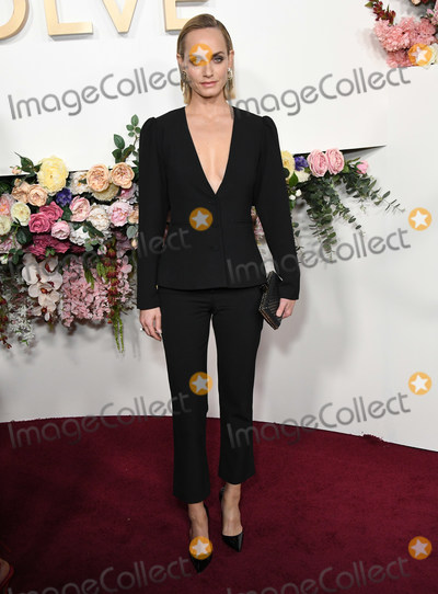 Amber Valletta Photo - 15 November 2019 - Hollywood, California - Amber Valletta. 3rd Annual #REVOLVEawards 2019 held at Goya Studios. Photo Credit: Birdie Thompson/AdMedia