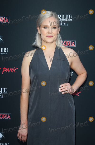 "Amanda Presmyk Photo - 23 August 2019 - Hollywood, California - Amanda Presmyk. Premiere Of ""Satanic Panic"" held at The Egyptian Theatre. Photo Credit: FSadou/AdMedia"