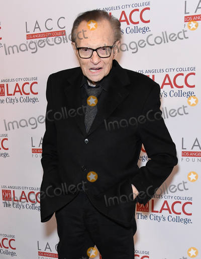 Larry King Photo - 12 March 2019 - Beverly Hills, California - Larry King. Los Angeles Community College 2019 Gala held at Beverly Wilshire Hotel. Photo Credit: Birdie Thompson/AdMedia