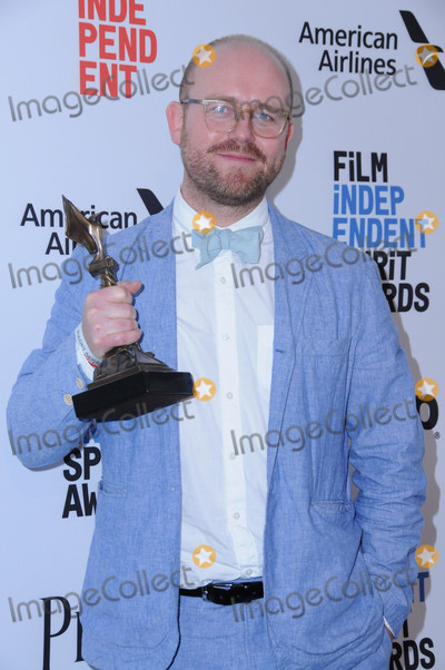 James Laxton Photo - 25 February 2017 - Santa Monica, California - James Laxton. 2017 Film Independent Spirit Awards held held at the Santa Monica Pier. Photo Credit: Birdie Thompson/AdMedia