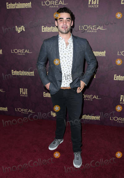Alex Rich Photo - 15 September 2018 - West Hollywood, California - Alex Rich. 2018 Entertainment Weekly Pre-Emmy Party held at the Sunset Tower Hotel. Photo Credit: Birdie Thompson/AdMedia