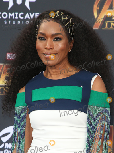 "Angela Bassett Photo - 23 April 2018 - Hollywood, California - Angela Bassett. Disney and Marvel's ""Avengers: Infinity War"" Los Angeles Premiere held at Dolby Theater. Photo Credit: F. Sadou/AdMedia"
