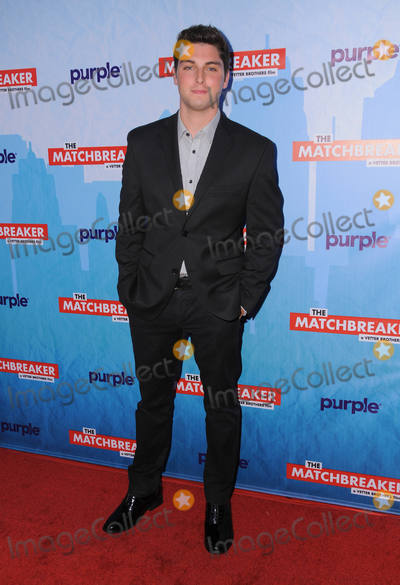 "Cameron McKendry Photo - 04 October 2016 - Hollywood, California. Cameron McKendry. Premiere Of Stadium Media's ""The Matchbreaker""  held at ArcLight Cinemas Cinerama Dome. Photo Credit: Birdie Thompson/AdMedia"
