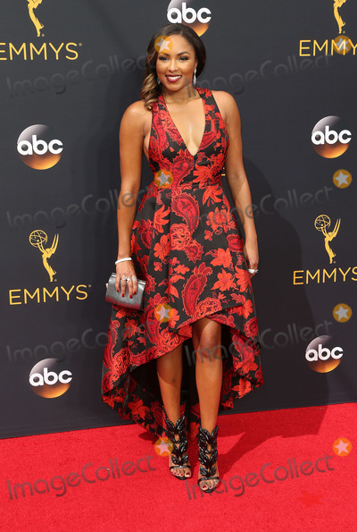Alicia Quarles Photo - 18 September 2016 - Los Angeles, California - Alicia Quarles. 68th Annual Primetime Emmy Awards held at Microsoft Theater. Photo Credit: AdMedia