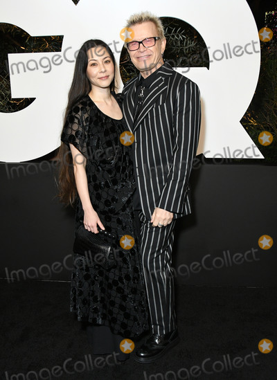 Billy Idol, China Chow Photo - 05 December 2019 - West Hollywood, California - China Chow, Billy Idol. 2019 GQ Men Of The Year held at The West Hollywood Edition. Photo Credit: Birdie Thompson/AdMedia