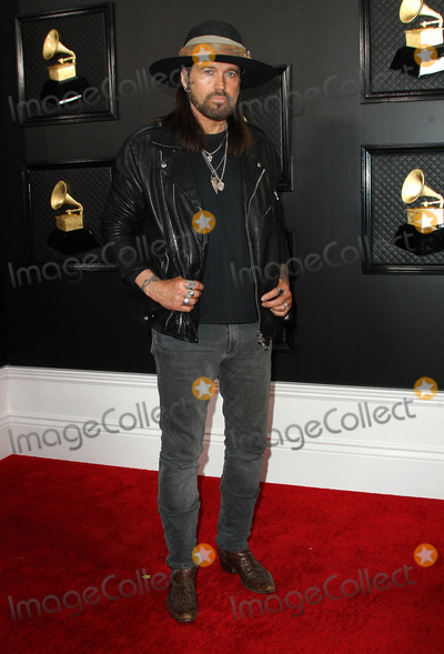 Billy Ray, Billy Ray Cyrus, Grammy Awards Photo - 26 January 2020 - Los Angeles, California - Billy Ray Cyrus. 62nd Annual GRAMMY Awards held at Staples Center. Photo Credit: AdMedia