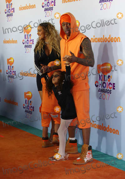 Mariah Carey, Nick Cannon Photo - 11 March 2017 -  Los Angeles, California - Mariah Carey, Moroccan Scott Cannon, Nick Cannon, Monroe Cannon