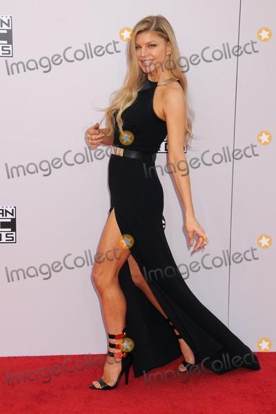 Fergie Photo - 23 November 2014 - Los Angeles, California - Fergie. American Music Awards 2014 - Arrivals held at Nokia Theatre LA Live. Photo Credit: Byron Purvis/AdMedia