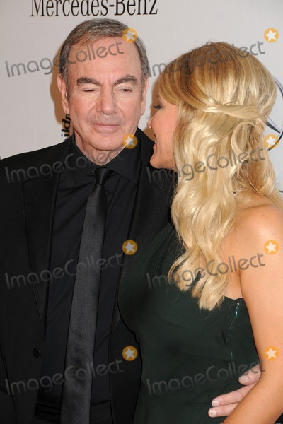 Neil Diamond Photo - 20 October 2012 - Beverly Hills, California - Neil Diamond, Katie McNeil. 26th Annual Carousel of Hope Gala held at the Beverly Hilton Hotel. Photo Credit: Byron Purvis/AdMedia