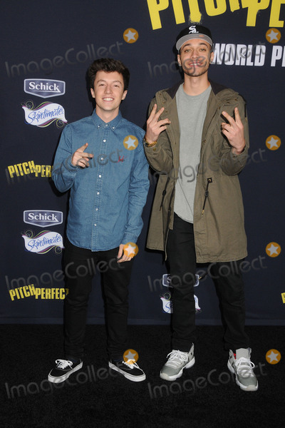 Kalin white and myles parrish wallpaper