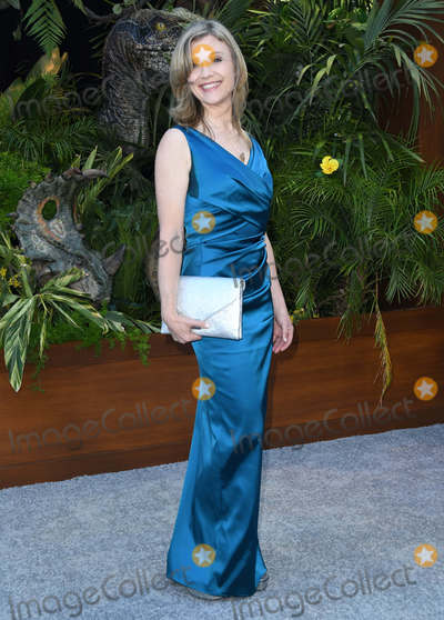 "Ariana Richards, Walt Disney Photo - 12 June 2018 - Los Angeles, California - Ariana Richards. ""Jurassic World: Fallen Kingdom"" Los Angeles Premiere held at Walt Disney Concert Hall. Photo Credit: Birdie Thompson/AdMedia"
