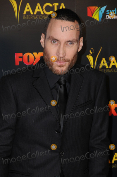 Callan Mulvey Photo - 06 January 2017 - Hollywood, California - Callan Mulvey. 6th AACTA International Awards held at the Avalon Hollywood. Photo Credit: Birdie Thompson/AdMedia
