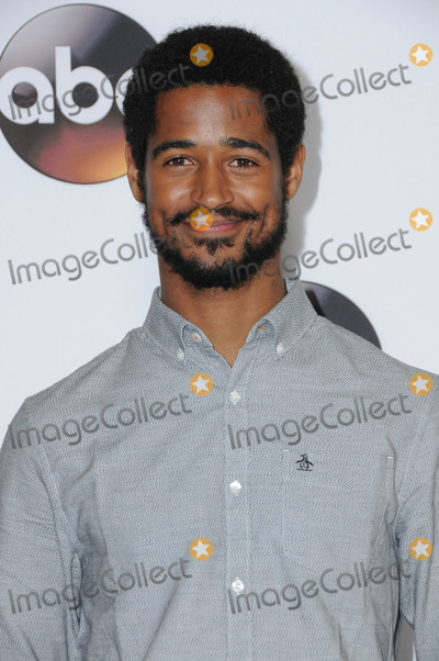 Alfred Enoch Photo - 10 January 2017 - Pasadena, California - Alfred Enoch. Disney ABC Television Group TCA Winter Press Tour 2017 held at the Langham Huntington Hotel. Photo Credit: Birdie Thompson/AdMedia