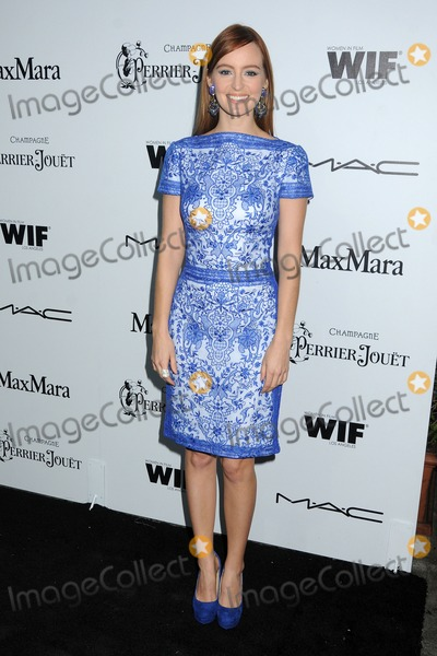 Ahna O'Reilly, Ahna O?Reilly Photo - 22 February 2013 - West Hollywood, California - Ahna O'Reilly. 6th Annual Women In Film Pre-Oscar Cocktail Party held at Fig & Olive. Photo Credit: Byron Purvis/AdMedia