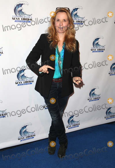 Lea Thompson, Stephanie Miller Photo - 03 November 2018 - Beverly Hills, California - Lea Thompson. Stephanie Miller's Sexy Liberal Blue Wave Tour held at The Saban Theatre. Photo Credit: Faye Sadou/AdMedia