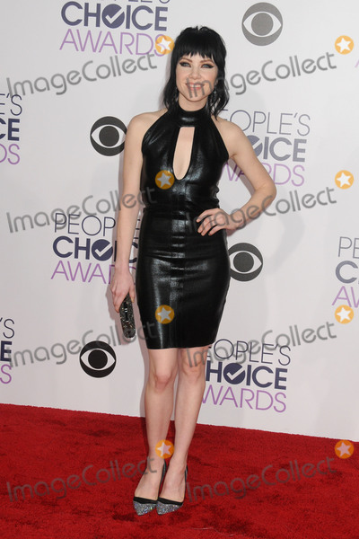 Carly Rae Jepsen Photo - 6 January 2016 - Los Angeles, California - Carly Rae Jepsen. People's Choice Awards 2016 - Arrivals held at The Microsoft Theater. Photo Credit: Byron Purvis/AdMedia