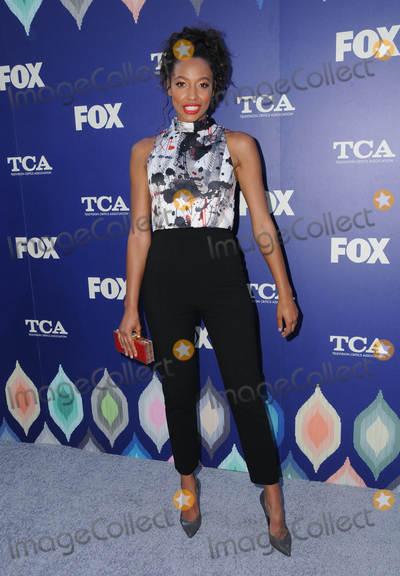 KYLIE BUNBURY Photo - 08 August 2016 - West Hollywood, California. Kylie Bunbury. 2016 FOX Summer TCA held a SoHo House. Photo Credit: Birdie Thompson/AdMedia