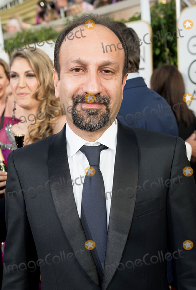 Asghar Farhadi Photo - 08 January 2016 - Beverly Hills, California - Asghar Farhadi.74th Annual Golden Globe Awards held at the Beverly Hilton. Photo Credit: HFPA/AdMedia