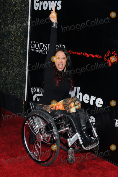 "Auti Angel Photo - 4 May 2015 - Hollywood, California - Auti Angel. ""Where Hope Grows"" Los Angeles Premiere held at Arclight Cinemas. Photo Credit: Byron Purvis/AdMedia"