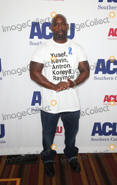 Antron McCay, J.W. Marriott Photo - 7 June 2019 - Los Angeles, California - Antron McCay. ACLU SoCal's 25th Annual Luncheon  held at J.W. Marriott at LA Live. Photo Credit: Faye Sadou/AdMedia