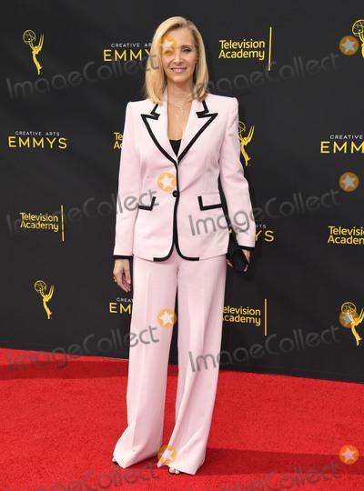 Lisa Kudrow Photo - 14 September 2019 - Los Angeles, California - Lisa Kudrow. 2019 Creative Arts Emmys Awards - Arrivals held at Microsoft Theater L.A. Live. Photo Credit: Birdie Thompson/AdMedia