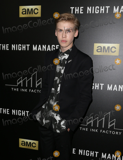 """Aiden Alexander Photo - 05 April 2016 - West Hollywood, Aiden Alexander. Premiere Of AMC's """"The Night Manager"""" at The DGA Theater. Photo Credit: F.Sadou/AdMedia"""
