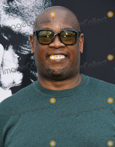 """Andre Harrell Photo - 03 June 2019 - Los Angeles, California - Andre Harrell. Netflix's """"The Black Godfather"""" Los Angeles Premiere held at Paramount Theater. Photo Credit: Birdie Thompson/AdMedia"""