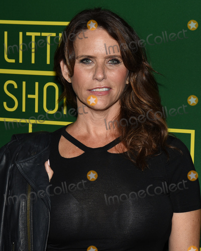 "Amy Landecker Photo - 25 September 2019 - Pasadena, California - Amy Landecker. Pasadena Playhouse Opening Night Of ""Little Shop Of Horrors"" held at Pasadena Playhouse. Photo Credit: Billy Bennight/AdMedia"