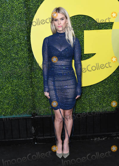 Alice Eve See-Through - #TheFappening