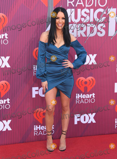 Scheana Shay Photo - 14 March 2019 - Los Angeles, California - Scheana Shay. 2019 iHeart Radio Music Awards - Arrivals held at Microsoft Theater. Photo Credit: Birdie Thompson/AdMedia