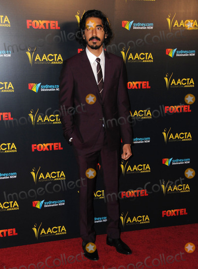 Dev Patel Photo - 06 January 2017 - Hollywood, California - Dev Patel. 6th AACTA International Awards held at the Avalon Hollywood. Photo Credit: Birdie Thompson/AdMedia