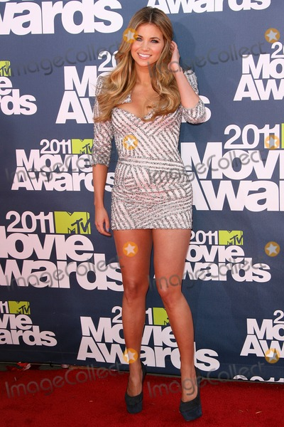 Amber Lancaster Photo - 5 June 2011 - Universal City, California - Amber Lancaster. 2011 MTV Movie Awards - Arrivals held at Gibson Amphitheatre. Photo Credit: AdMedia