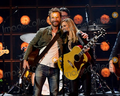 Dierks Bentley, Sheryl Crow, CMA Award, Sheryl Crowe Photo - 13 November 2019 - Nashville, Tennessee - Dierks Bentley, Sheryl Crow. 51st Annual CMA Awards, Country Music's Biggest Night, held at Bridgestone Arena. Photo Credit: Laura Farr/AdMedia