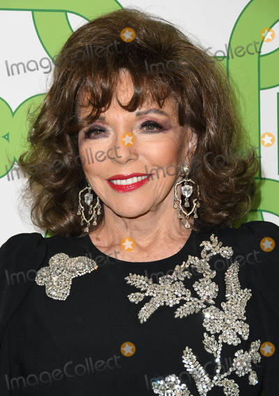 Joan Collins Photo - 06 January 2019 - Beverly Hills , California - Joan Collins . 2019 HBO Golden Globe Awards After Party held at Circa 55 Restaurant in the Beverly Hilton Hotel. Photo Credit: Birdie Thompson/AdMedia